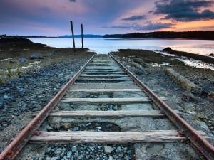 Régi vasúti pálya
